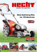 Hecht termékkatalógus 2018